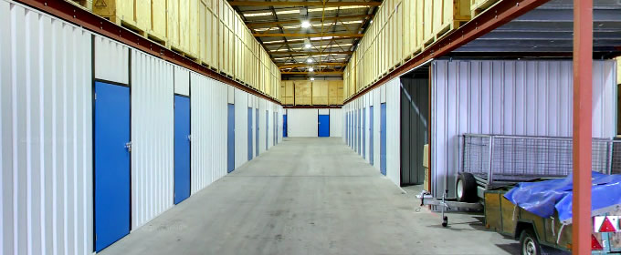 Preston Secure Self Storage Depot
